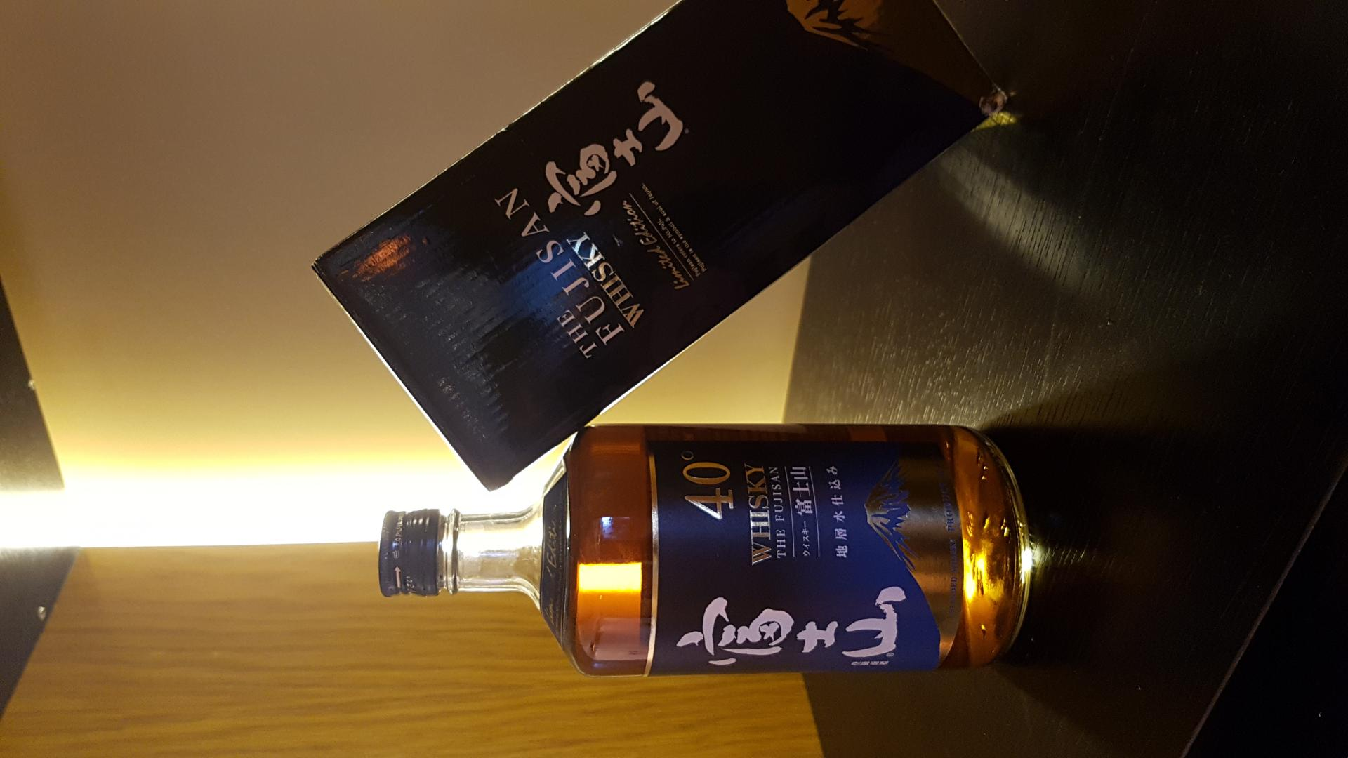 Whisky Fujisan 700ml 40%