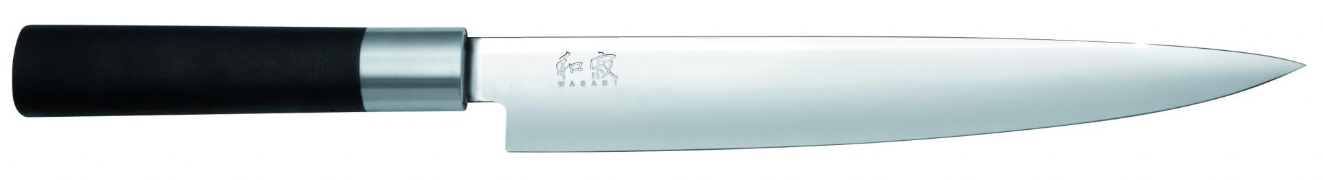 Faca Wasabi black Slicing Knife 9´ 23cm