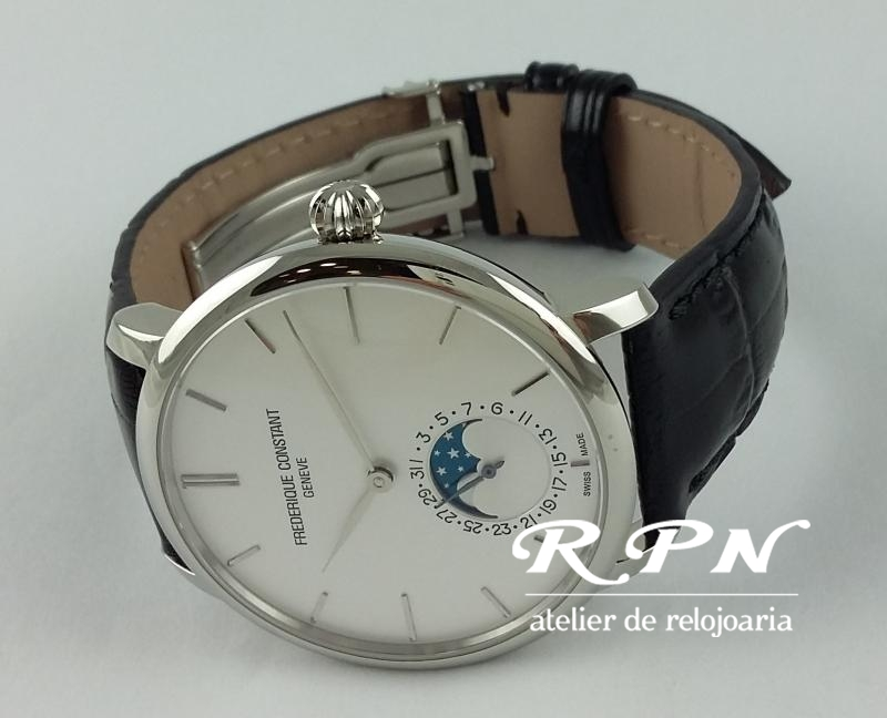 Slim Moonphase Manufacture